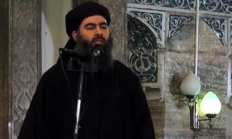 Thủ lĩnh IS Abu Bakr al-Baghdadi xuất hiện công khai lần đầu hồi tháng 7-2014