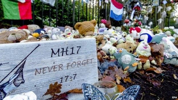 9 nạn nhân MH17 vẫn còn mất tích