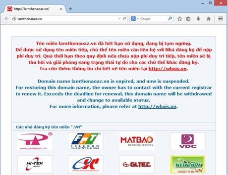 Phạt, dừng hoạt động 7 trang thông tin điện tử sai phạm ảnh 1