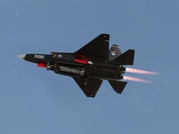 Chiến đấu cơ J-31 có thể hạ được tất cả máy bay thế hệ thứ 4 của Mỹ ảnh 1