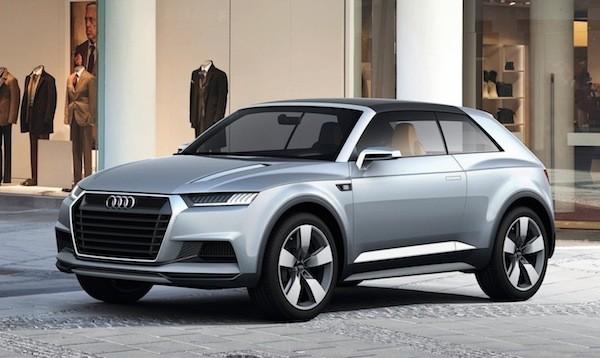 Audi lên kế hoạch giới thiệu một loạt các dòng xe cỡ nhỏ ảnh 1