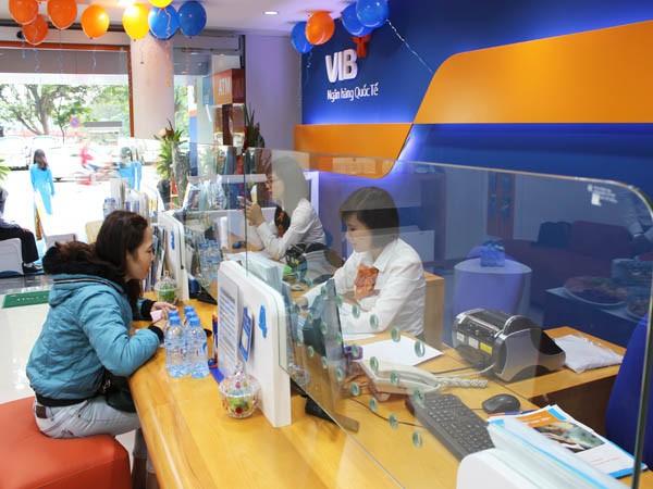 Chi nhánh, phòng giao dịch của VIB được thiết kế hiện đại