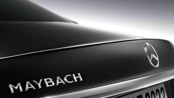 Mercedes hé lộ hình ảnh nội thất sang trọng của Maybach S600 ảnh 1