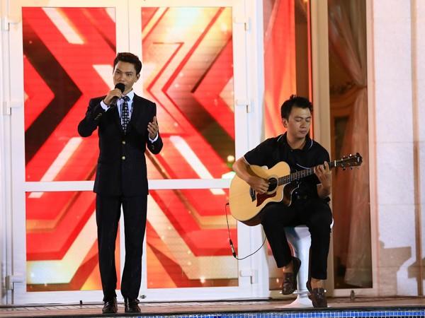 Ca sĩ Quang Đại được khán giả yêu quý với giọng hát ngọt ngào, trữ tình