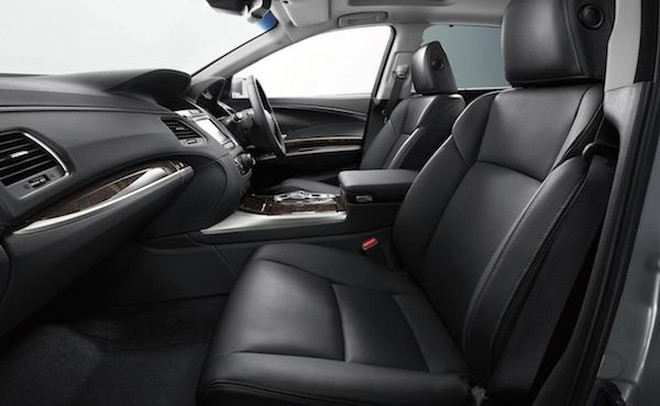 Honda chính thức trình làng mẫu xe Legend 2015
