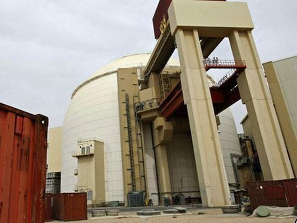 Một nhà máy phản ứng hạt nhân của Nga tại Iran