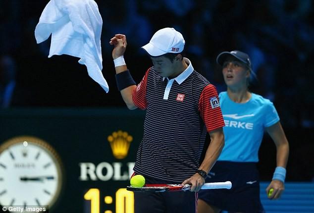 Roger Federer rộng cửa vào bán kết, Murray tự cứu chính mình ảnh 1