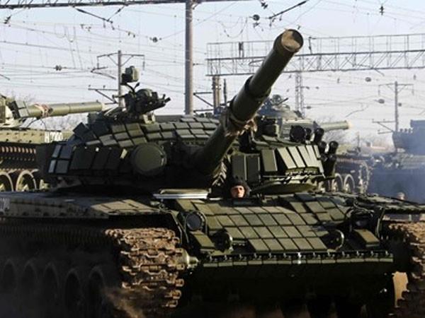 Căng thẳng tại Ukraine lại tiếp tục bùng lên tại miền đông Ukraine