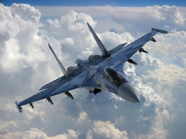 Chiến đấu cơ Su-35 của Nga sản xuất