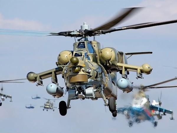 Nga tăng cường hợp tác chế tạo trực thăng với Trung Quốc ảnh 1