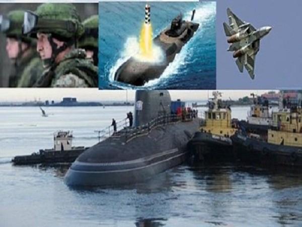Bất chấp các lệnh trừng phạt, Nga vẫn tăng mạnh ngân sách quốc phòng