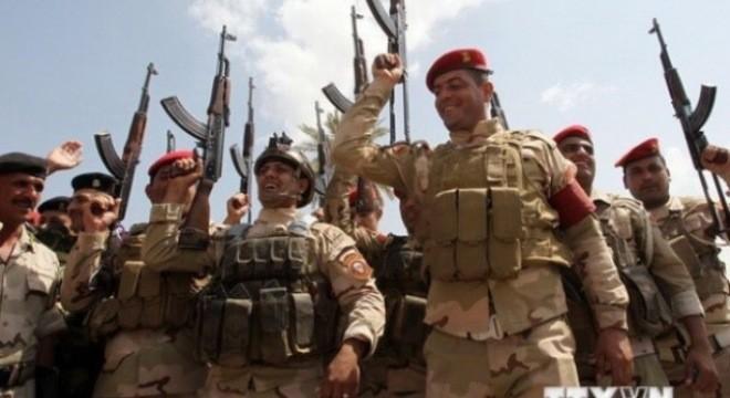 Lực lượng quân đội Iraq trong cuộc chiến chống IS