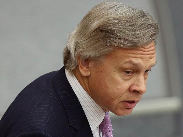 Chủ tịch Ủy ban đối ngoại thuộc Duma quốc gia (Hạ viện) Nga, Alexey Pushkov