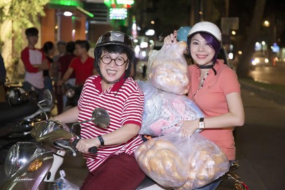 Thanh Thảo trích tiền bán album mua quà cho người nghèo trước khi đi lưu diễn ảnh 6