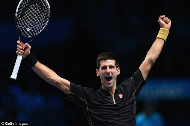 """Novak Djokovic vui mừng khôn siết khi giành """"chiến thắng kép"""" ảnh 1"""