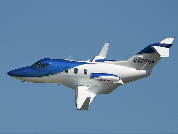 Mẫu máy bay hạng nhẹ Hondajet của Honda Aero