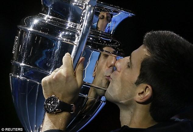 """Novak Djokovic vui mừng khôn siết khi giành """"chiến thắng kép"""" ảnh 3"""