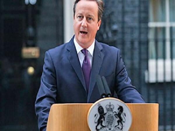 Thủ tướng Anh David Cameron công bố dự thảo luật chống khủng bố mới