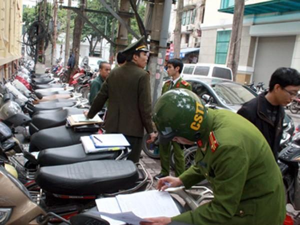 Bát nháo dịch vụ trông giữ xe: Chính quyền thờ ơ, vi phạm dai dẳng ảnh 2