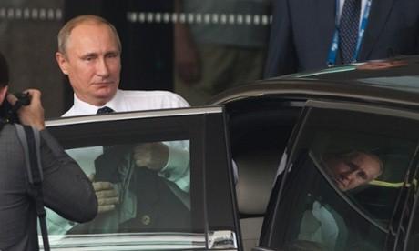 """Tổng thống Putin là người đầu tiên rời khỏi hội nghị G20 """"vì thiếu ngủ""""? ảnh 1"""