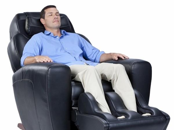 Những chiếc ghế massage không phải lúc nào cũng phát huy được tác dụng nếu không biết cách dùng