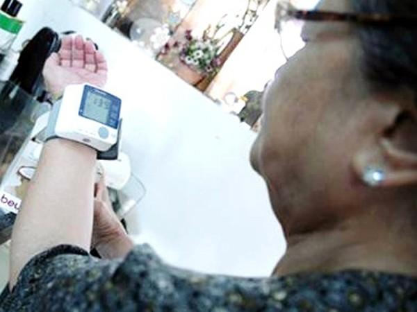 Không thể quá tin tưởng vào chỉ số huyết áp khi tự đo bằng máy tại nhà