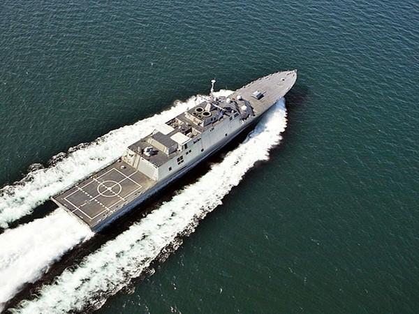 Chiến hạm tác chiến ven bờ USS Fort Worth