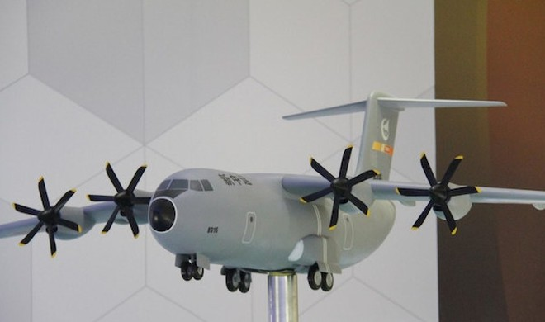 Quân đội Trung Quốc cơ động hơn nhờ máy bay vận tải ảnh 2