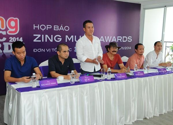 Giải thưởng âm nhạc trực tuyến Zing Music Awards bước vào mùa giải thứ 5 ảnh 1