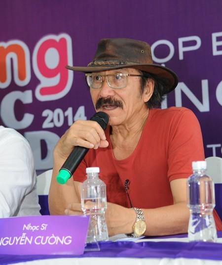 Chủ tịch hội đồng nghệ thuật ZMA mùa thứ 5 là nhạc sỹ Nguyễn Cường