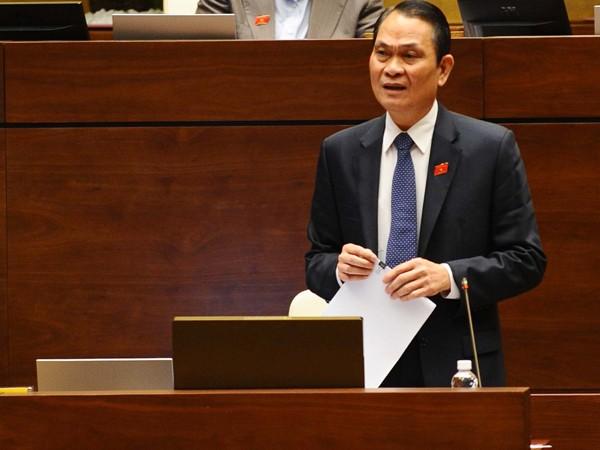 """Bộ trưởng Bộ Nội vụ Nguyễn Thái Bình: """"Đầu vào chưa tuyển được người có năng lực, tâm huyết"""""""