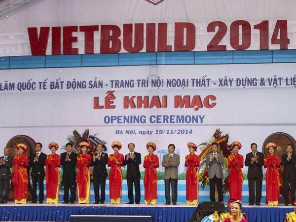 Triển lãm quốc tế xây dựng Vietbuild ảnh 1