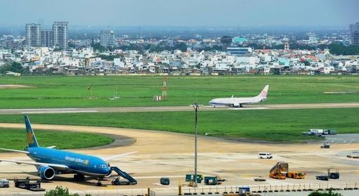 Máy bay của VNA đã suýt va một máy bay quân sự trên vùng trời sân bay Tân Sơn Nhất (Ảnh minh họa)