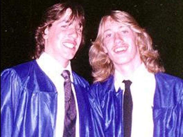 Hai nạn nhân Brian Berry và James White