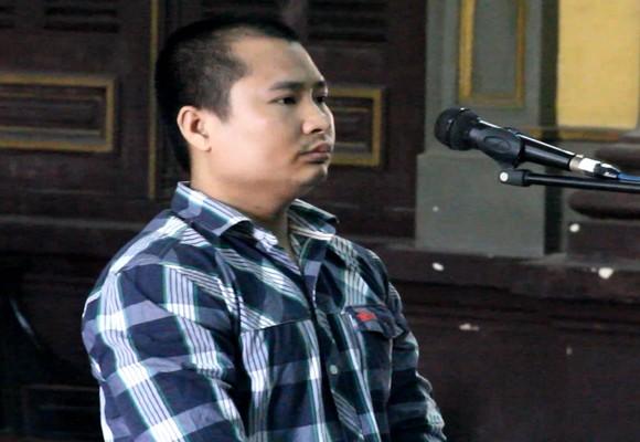 Bị cáo Đặng Văn Khuyến tại tòa phúc thẩm