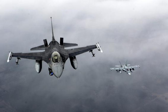 NATO phải huy động máy bay chiến đấu 400 lần trước sự gia tăng hoạt động không quân của Nga gần không phận của liên minh