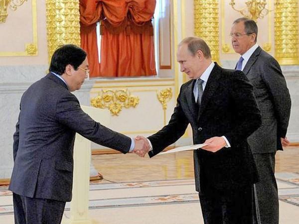 Tổng thống Putin: Nga luôn sát cánh cùng Việt Nam ảnh 1