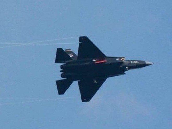 Chiến đấu cơ tàng hình J-31 của Trung Quốc