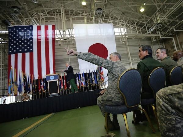 Mỹ-Nhật lùi thời hạn sửa đổi hiệp ước an ninh ảnh 1
