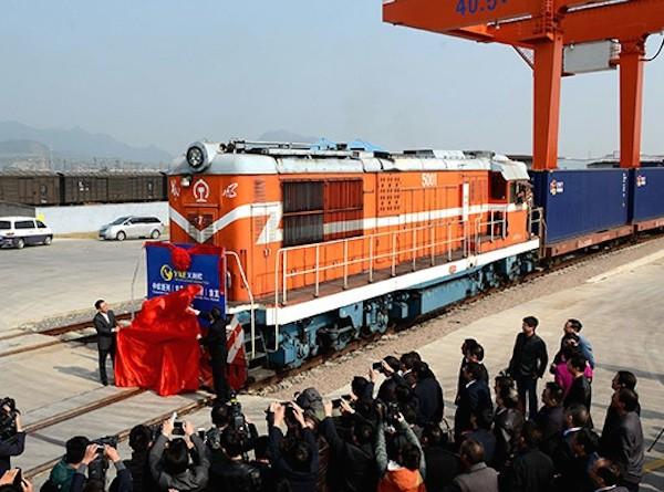 Khánh thành tuyến đường sắt dài nhất thế giới ảnh 1