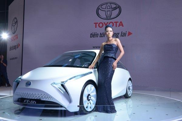 Toyota Việt Nam giới thiệu siêu xe thân thiện môi trường ảnh 1