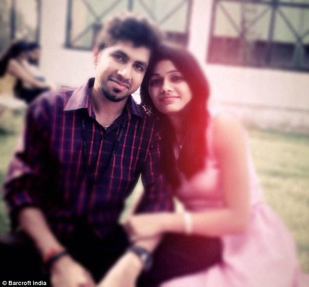 Bhavna và chồng