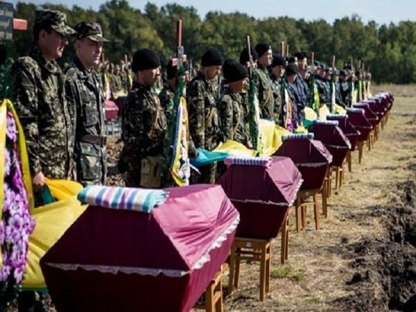 Số người thiệt mạng do xung đột ở Ukraine vẫn gia tăng.