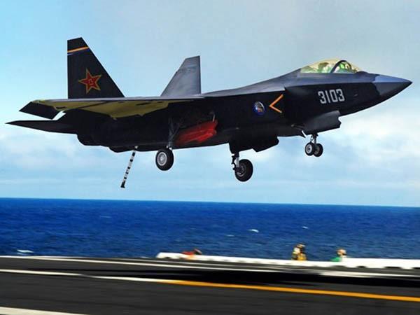 """Chiến đấu cơ J-20 mang """"mác"""" Trung Quốc, """"lõi"""" của Nga ảnh 1"""
