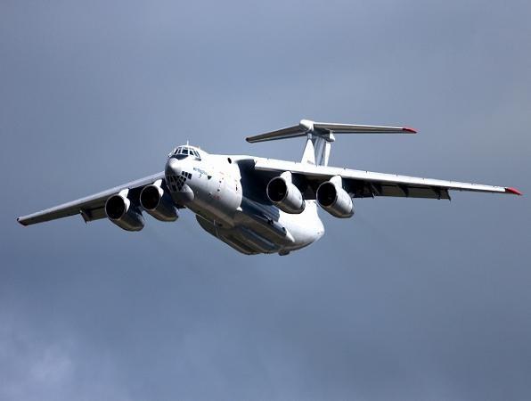 Máy bay vận tải Ilyushin Il-76MD-90A của Nga