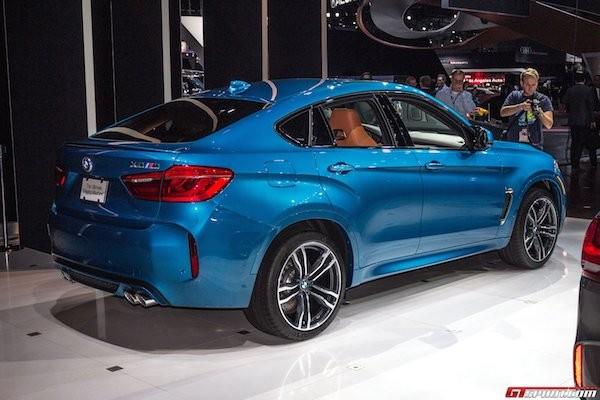 """Bộ đôi BMW X5 M và X6 M cùng nhau """"toả sáng"""" tại Los Angeles ảnh 6"""