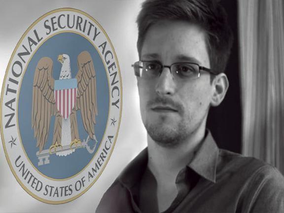 Cựu nhân viên Cơ quan An ninh quốc gia Mỹ Edward Snowden