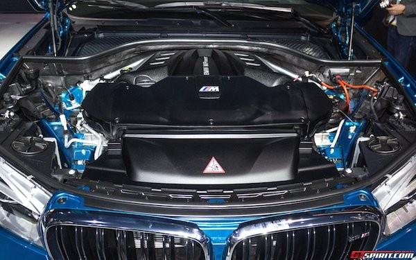 """Bộ đôi BMW X5 M và X6 M cùng nhau """"toả sáng"""" tại Los Angeles ảnh 7"""