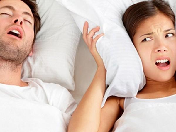 Chữa ngủ ngáy đơn giản mà hiệu quả ảnh 1