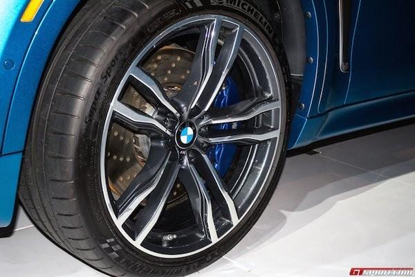 """Bộ đôi BMW X5 M và X6 M cùng nhau """"toả sáng"""" tại Los Angeles ảnh 8"""